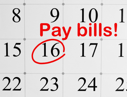 Pay Bills on Time Millennials