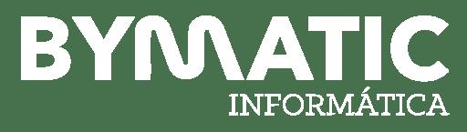 logo blanco - Bymatic Informatica y Soporte Técnico