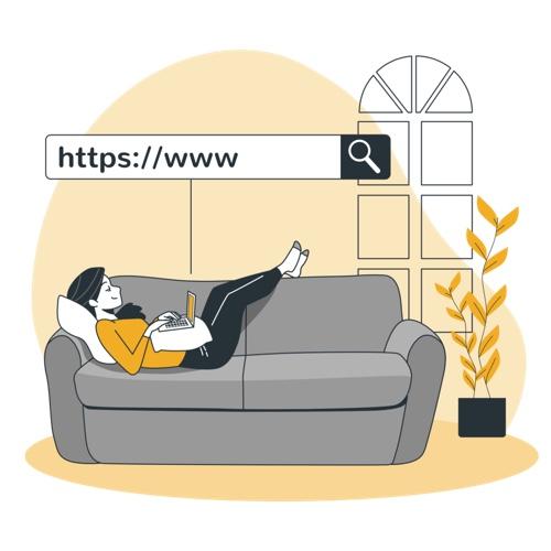 Como crear tu propio sitio web en 6 sencillos pasos - Dominio