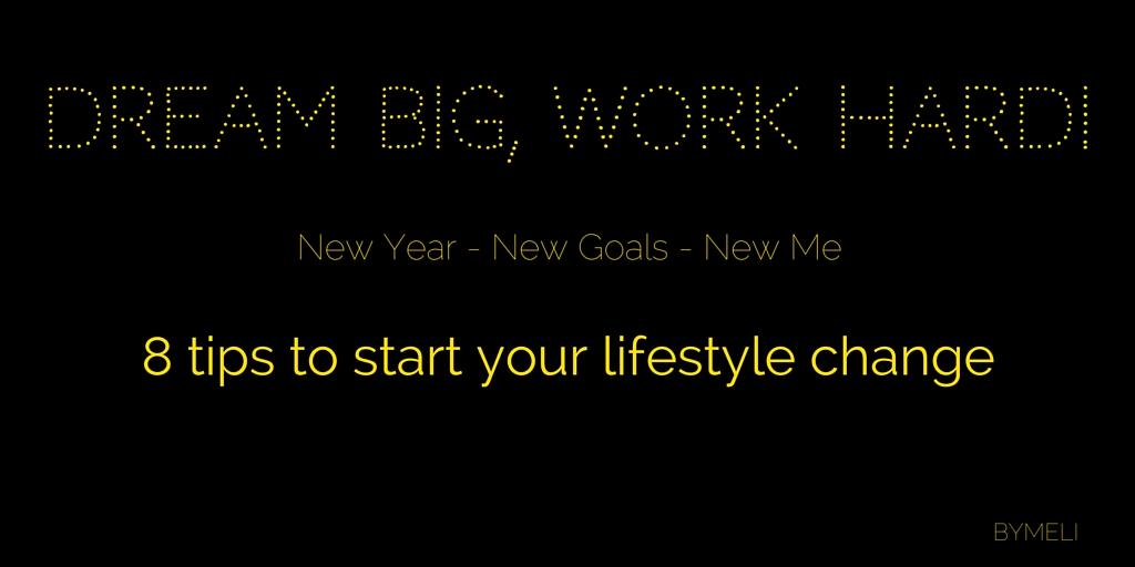 Buoni propositi per l'anno nuovo – 8 suggerimenti per cambiare lo stile di vita