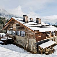 Rustic in the french Alps...................
