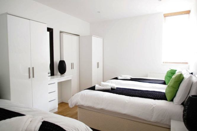 Byng Place Apartments Three Bedroom