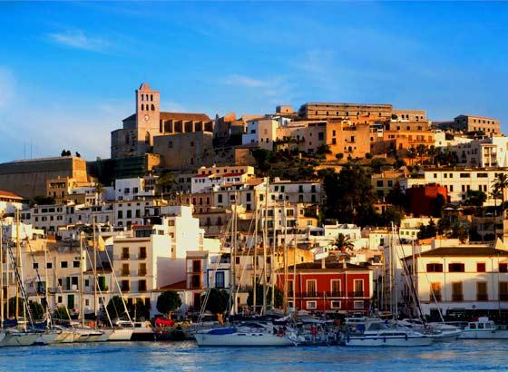 Navegar en Ibiza y Formentera desde el Puerto