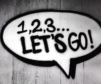 Success is less 1,2,3 Let's Go. It's more 3,2,1 Blast Off.