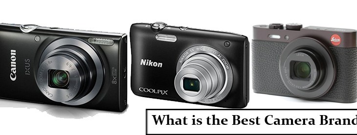 What is the Best Camera Brand?
