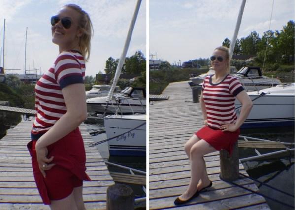 Sabrina nederdel, Key West
