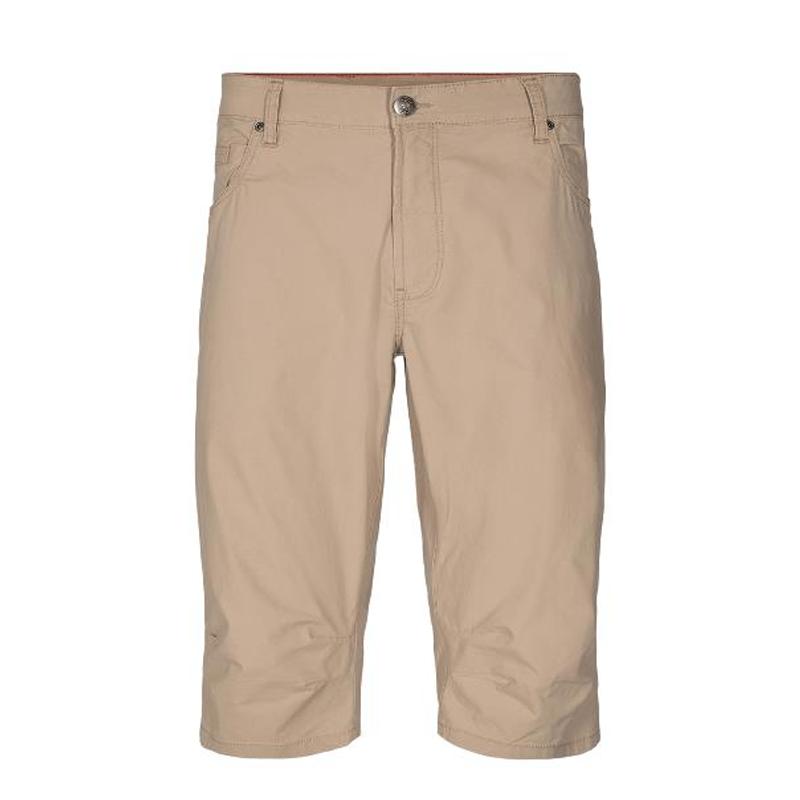 www.byosly.dk Klaus Cotton Shorts Sandfarve