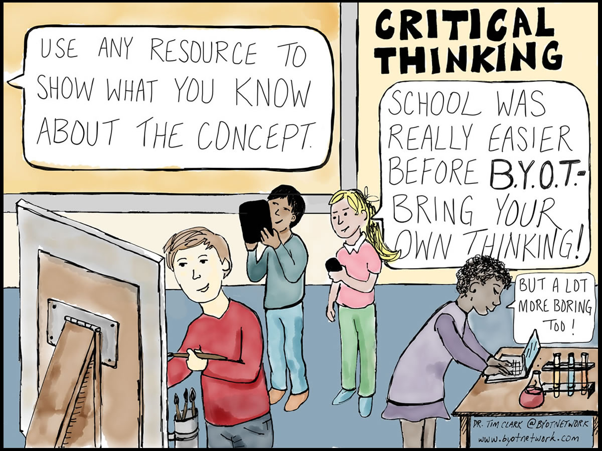Critical Thinking For Personalized Learning
