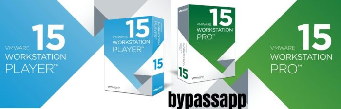 VMware Workstation 15.5.1 PRO Crack + License Key Generator {All OS}