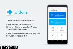 Wondershare Dr Fone 10.3.6 Crack + Serial Key Code 2020 {Latest}