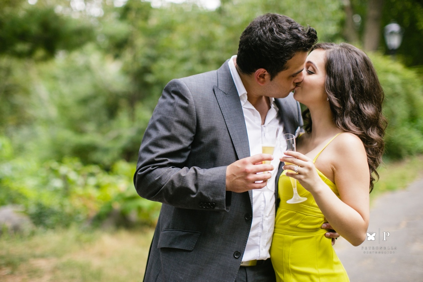 Lebanese multicultural proposal with Verragio ring in Central Park New York (3)