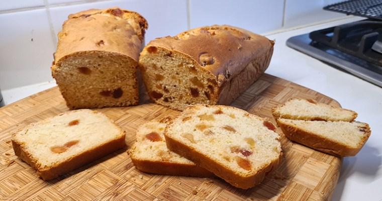 Bunten Stuten (Raisin Bread)