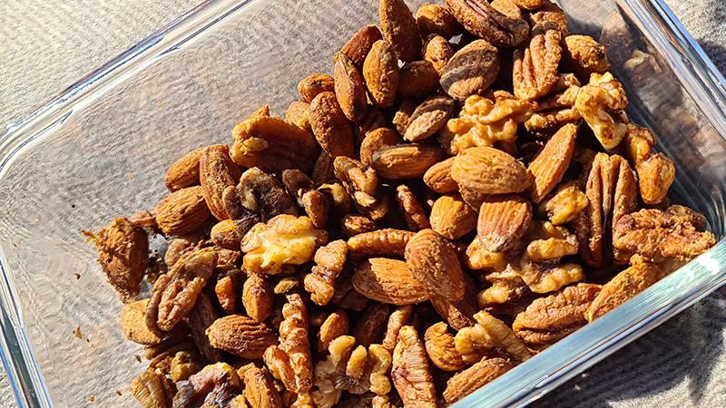 Miso Nuts