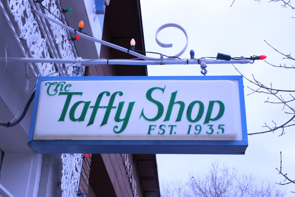 Taffy Shop Estes Park