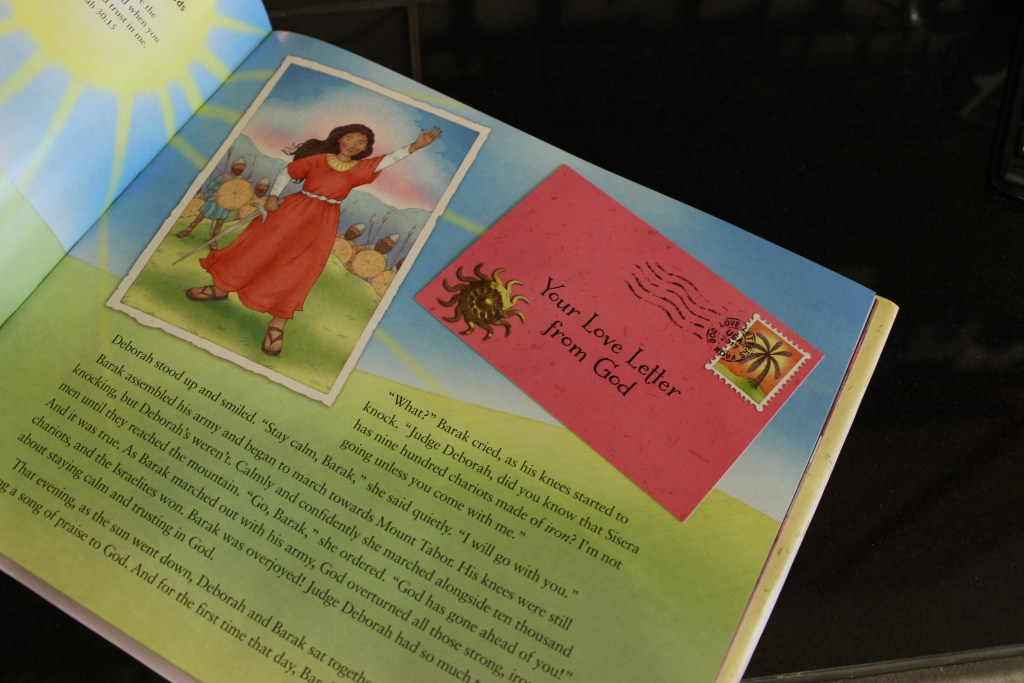 Bibles Stories for a Girl's Heart