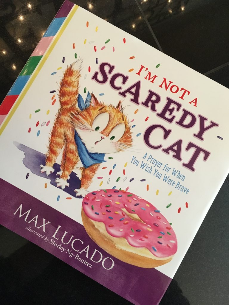 Not a scaredy-cat