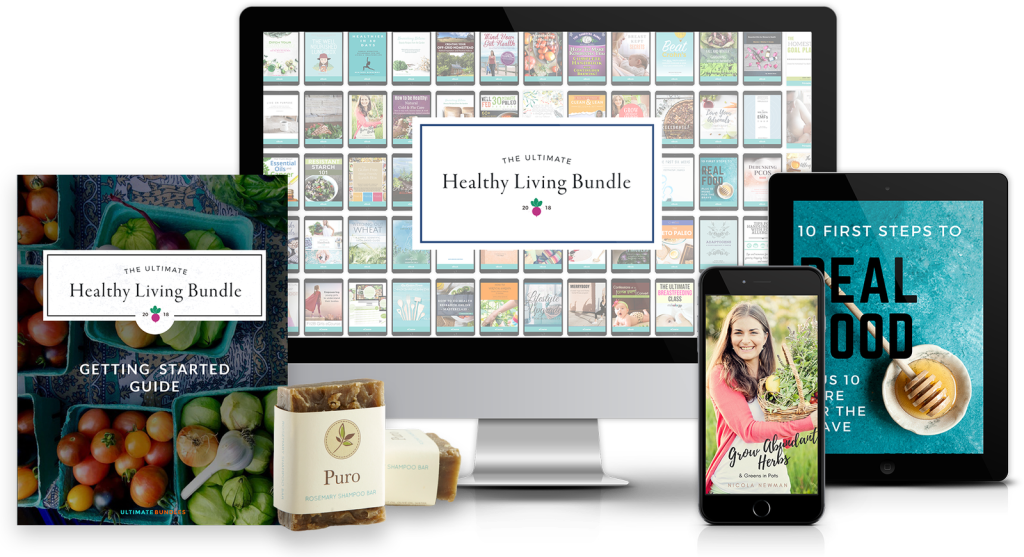 Ultimate Healthy Living Bundle 2018