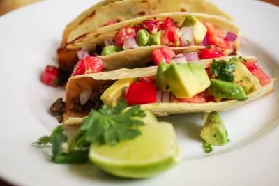 Avocado Taco