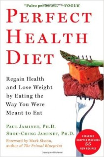 Cover of The Perfect Health Diet
