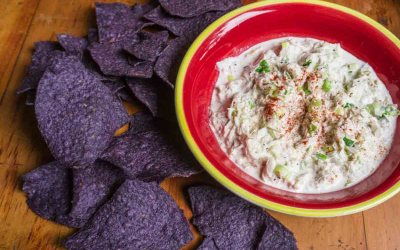 Crab Dip with Sherry