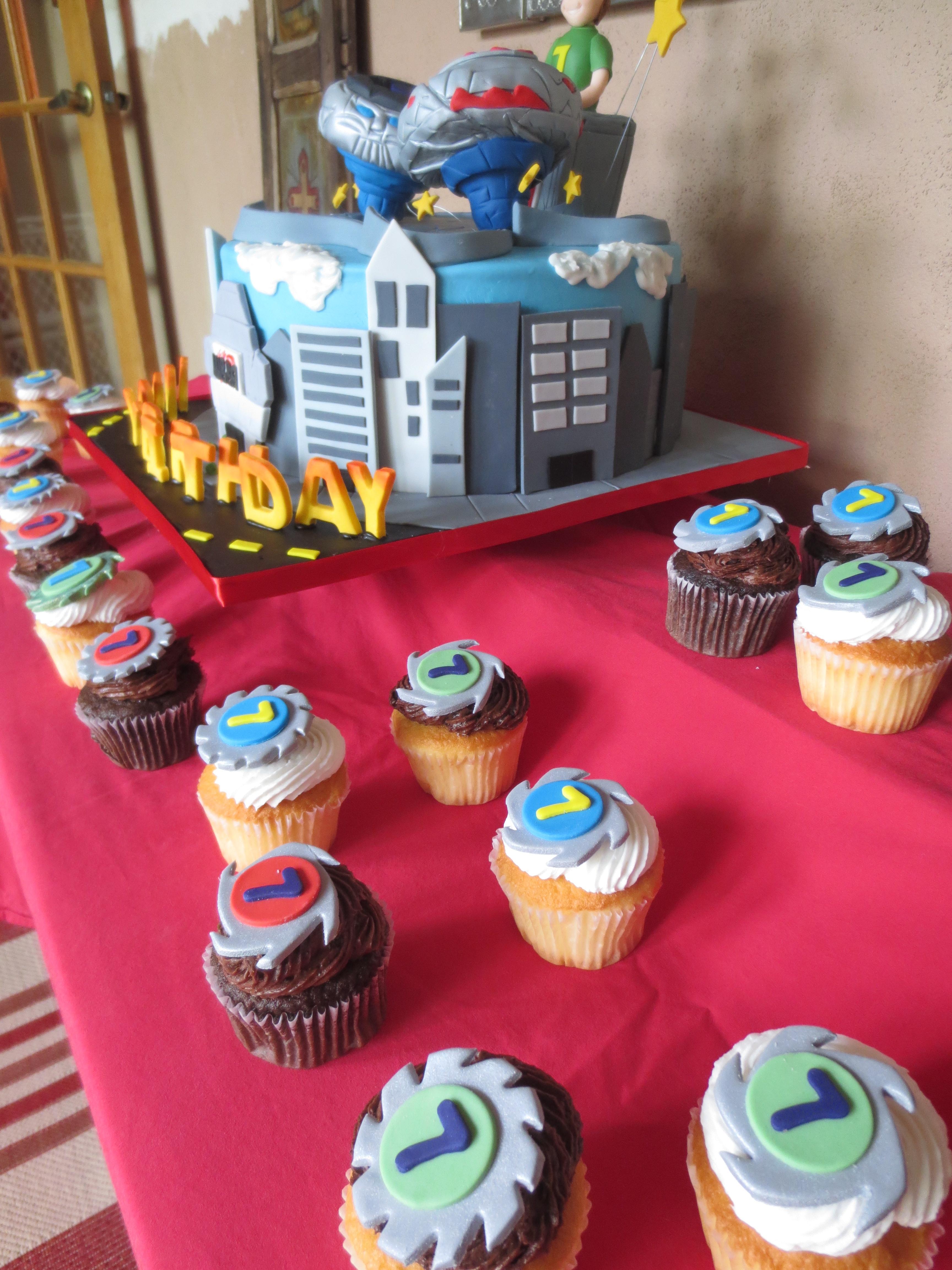 July 2014 Byrdie Girl Custom Cakes