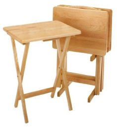 Example of TV Tray Set for lapdesk