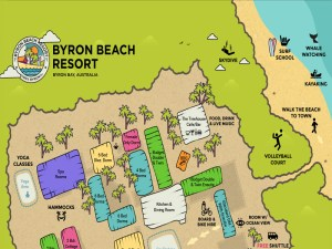 Byron Bay Beach Resort - Backpackers Accommodation