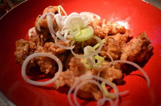 ron gastrobar oriental lemon chicken