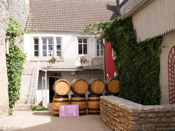 Wine cellar Patrick Javillier