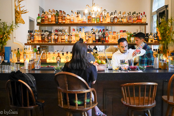 Mexico City tips cocktail bars