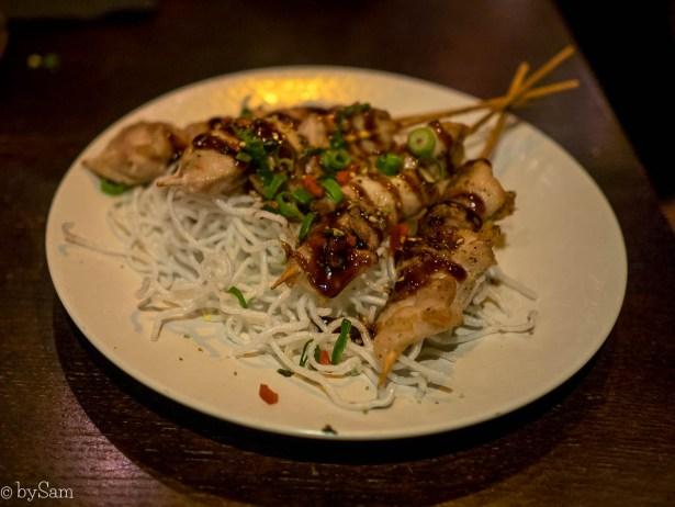Kampai Amsterdam Asian streetfood restaurant cocktailbar