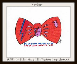 DAVID BOWtIE ByShi