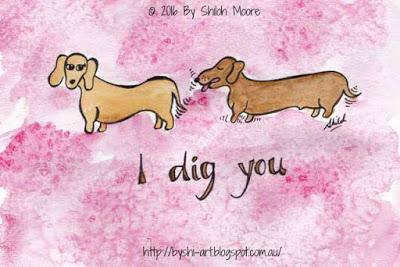 I Dig You ByShi