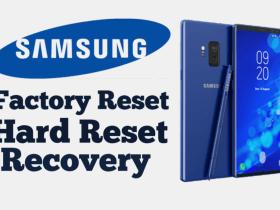 Cara Hard Reset HP Samsung ke Pengaturan Pabrik Agar Normal
