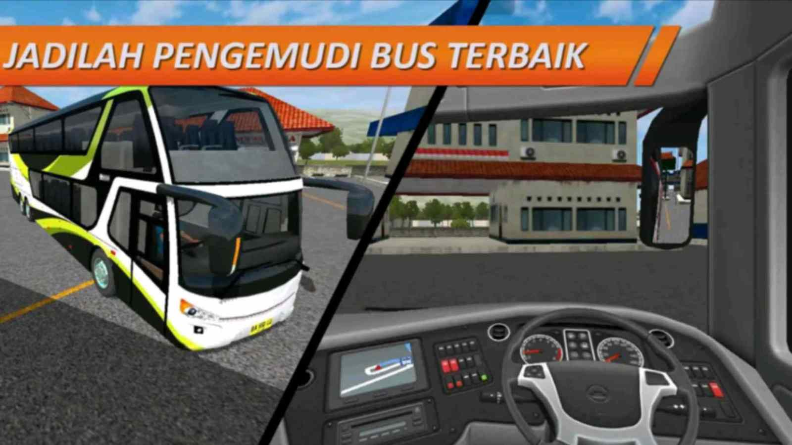 Download Bus Simulator Indonesia Mod Unlimited Money di Android