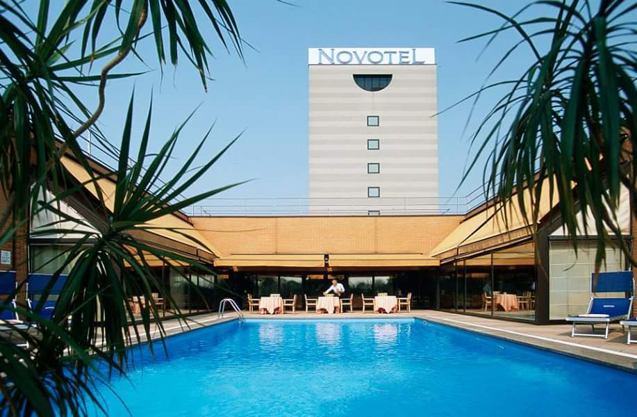 Novotel Linate Milano #bystaff.it
