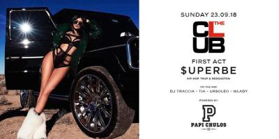 Opening Party $UPERBE