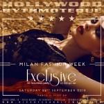 Sabato Hollywood Milan Fashion Week