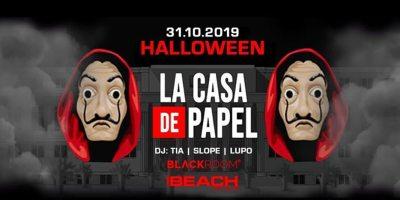 Halloween The Beach Milano - Info +39 393 4601143 anche whatsapp