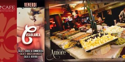 Venerdì Sio Cafè History&Cabaret