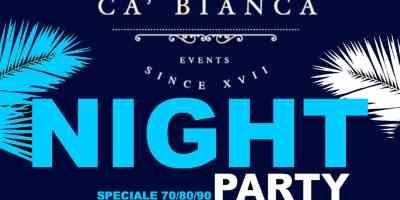 Sabato Cà Bianca Milano