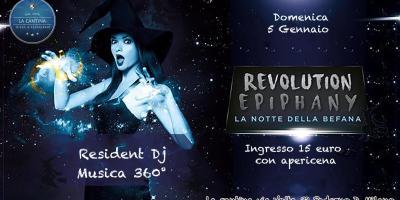 Epifania Party La Cantina di Paderno Dugnano - La Cantina di Paderno Dugnano (Mi)