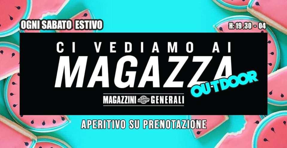 Sabato Magazzini Generali Milano