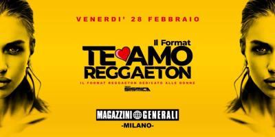 Venerdì Magazzini Generali Milano