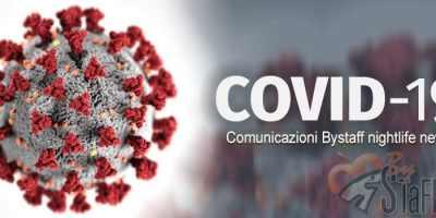 Comunicazioni Bystaff nightlife news covid