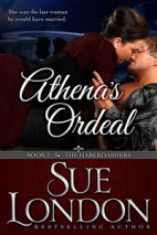 Athena's Ordeal: Haberdashers Book Two by Sue London