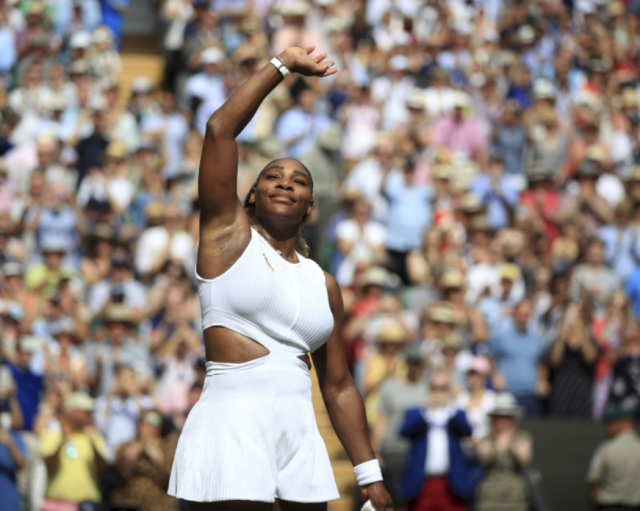 Serena Williams is hoping fans in Toronto cheer for her