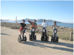 Go For A Thrilling and Exciting Wharf and Waterfront Segway Tour in San Francisco