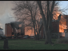 Early Morning Blaze Destroys Pleasantville Church
