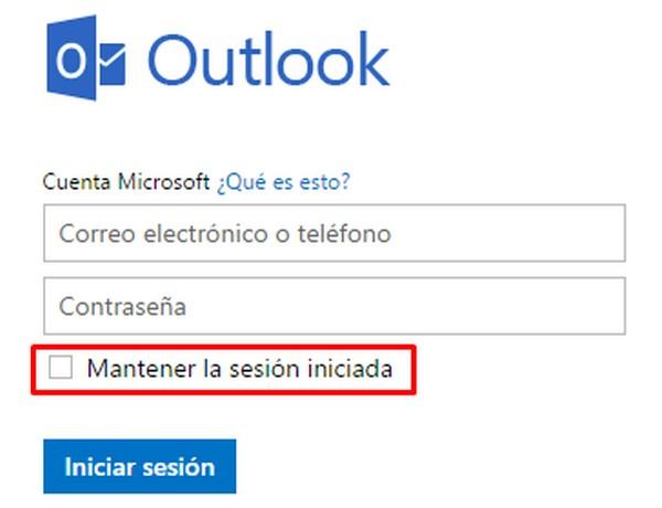 Cómo iniciar sesión en Hotmail b